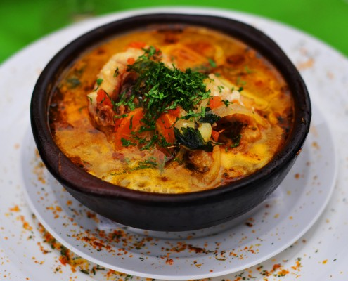 almuerzos caseros chilenos